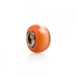 Bead vetro arancione