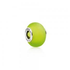 Vetro satinato verde