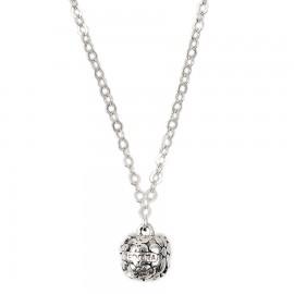 Collana in argento con pendente