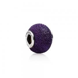 Bead glitter viola
