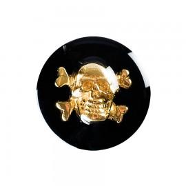 Bottone Skull