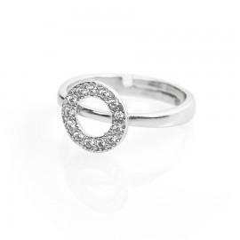 anello con cerchio