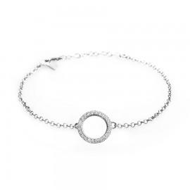 braccialetto con cerchio